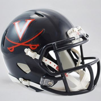 Riddell Virginia Cavaliers Revolution Speed Mini Replica Helmet