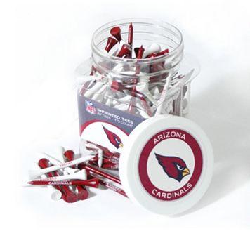 Team Golf Arizona Cardinals 175-ct. Golf Tee Jar