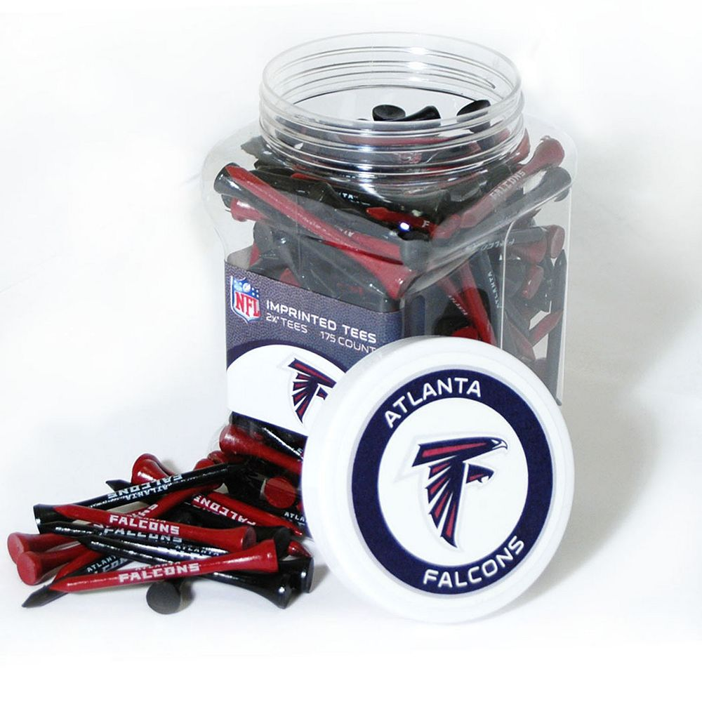 Team Golf Atlanta Falcons 175-ct. Golf Tee Jar