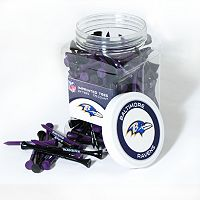 Team Golf Baltimore Ravens 175-ct. Golf Tee Jar