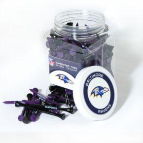 Team Golf Baltimore Ravens 175-ct. Golf Tee Jar