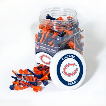 Team Golf Chicago Bears 175-ct. Golf Tee Jar