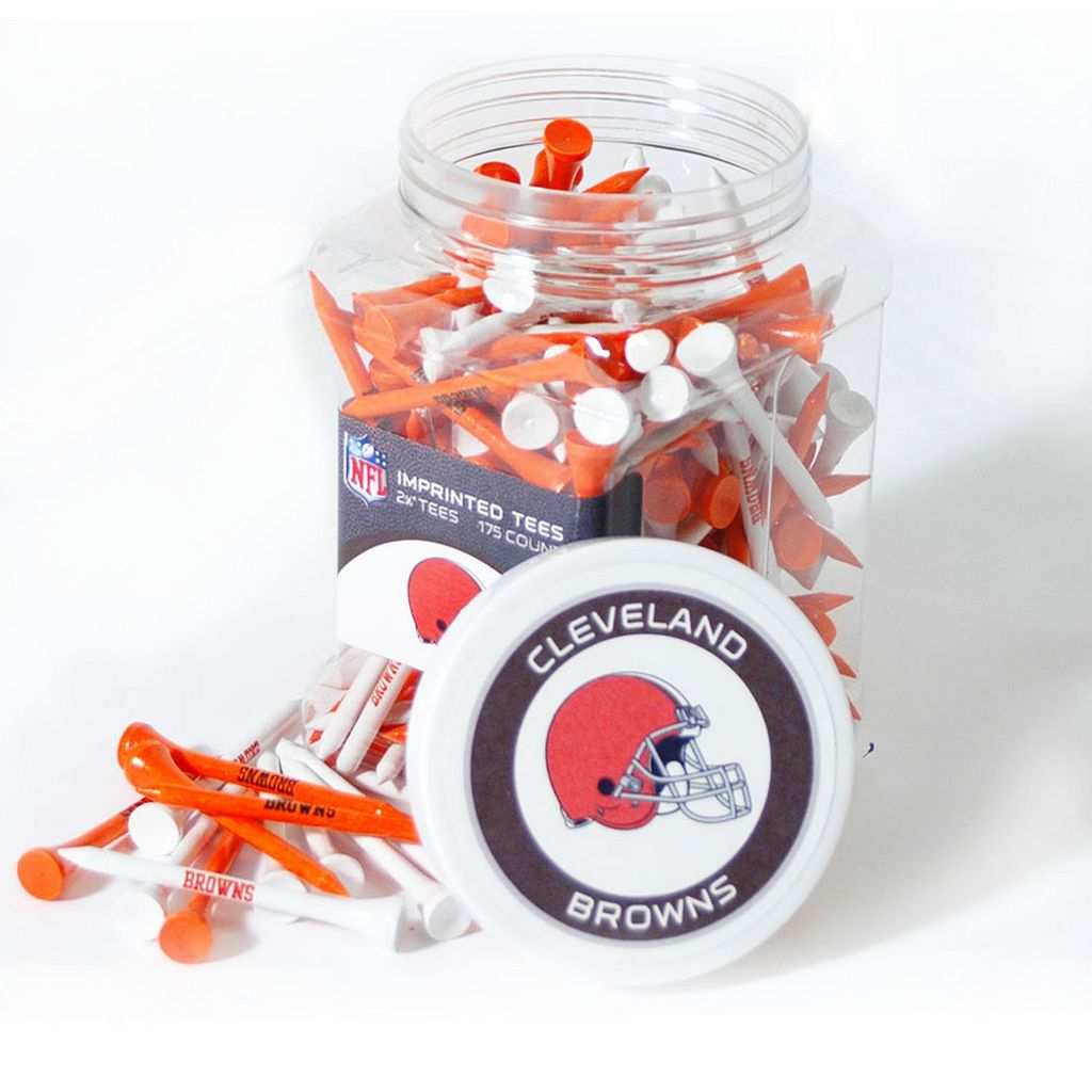 Team Golf Cleveland Browns 175-ct. Golf Tee Jar