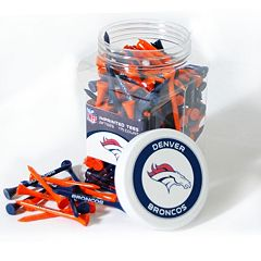 Team Golf Denver Broncos 175-ct. Golf Tee Jar