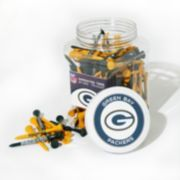 Team Golf Green Bay Packers 175-ct. Golf Tee Jar