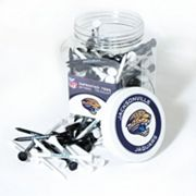 Team Golf Jacksonville Jaguars 175-ct. Golf Tee Jar