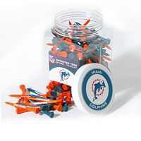 Team Golf Miami Dolphins 175-ct. Golf Tee Jar