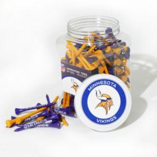 Team Golf Minnesota Vikings 175-ct. Golf Tee Jar