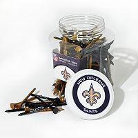 Team Golf New Orleans Saints 175-ct. Golf Tee Jar