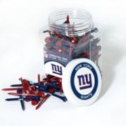 Team Golf New York Giants 175-ct. Golf Tee Jar
