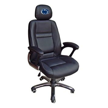 Penn State Nittany Lions Head Coach Leather Office Chair
