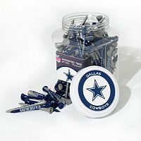 Team Golf Dallas Cowboys 175-ct. Golf Tee Jar