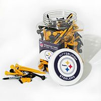Team Golf Pittsburgh Steelers 175-ct. Golf Tee Jar