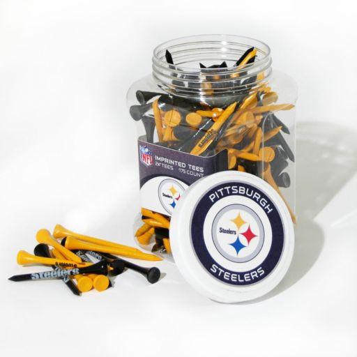 Team Golf Pittsburgh Steelers 175-ct. Golf Tee Jar