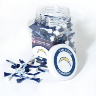 Team Golf San Diego Chargers 175-ct. Golf Tee Jar