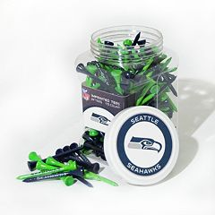 Team Golf Seattle Seahawks 175-ct. Golf Tee Jar