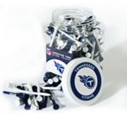 Team Golf Tennessee Titans 175-ct. Golf Tee Jar