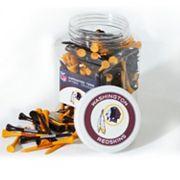 Team Golf Washington Redskins 175 ctGolf Tee Jar