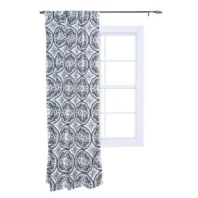 Trend Lab 1-Panel Medallions Window Drapes