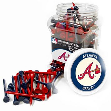 Team Golf Atlanta Braves 175-ct. Golf Tee Jar