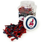 Team Golf Cleveland Indians 175-ct. Golf Tee Jar