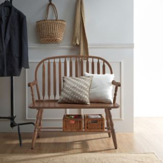 Carolina Cottage Windsor Bench