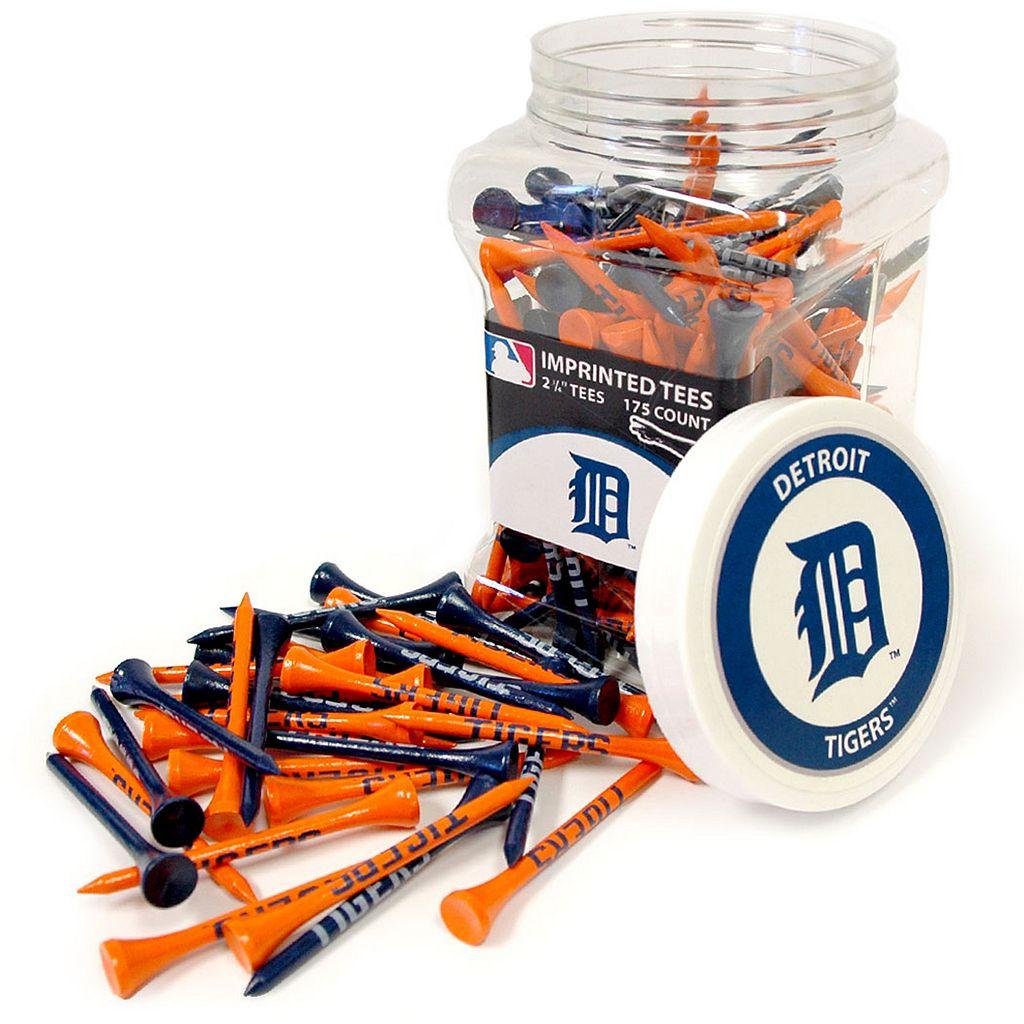 Team Golf Detroit Tigers 175-ct. Golf Tee Jar