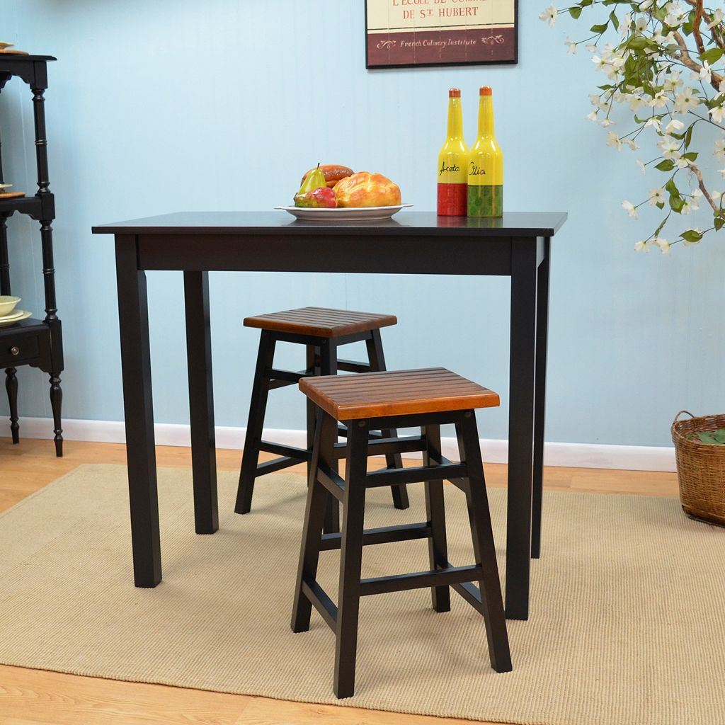 Carolina Cottage Colby Stave Counter Stool