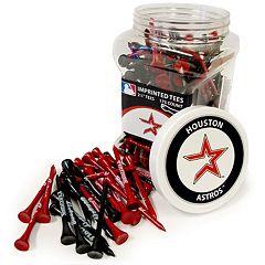 Team Golf Houston Astros 175-ct. Golf Tee Jar