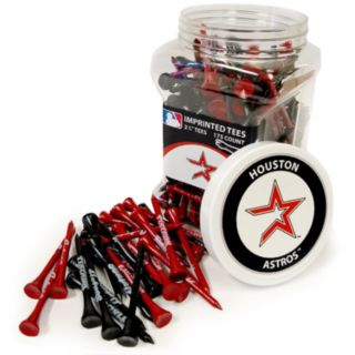 Team Golf Houston Astros 175-ct. Golf Tee Jar
