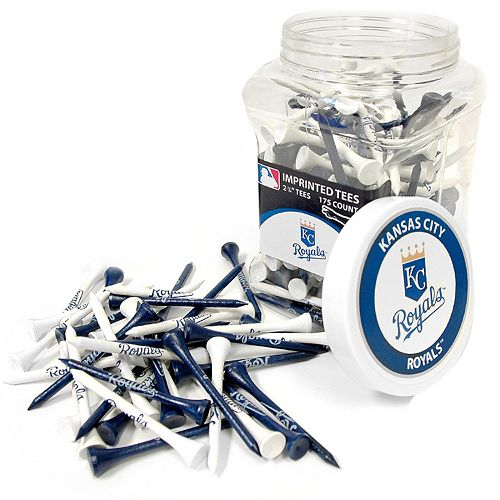 Team Golf Kansas City Royals 175-ct. Golf Tee Jar