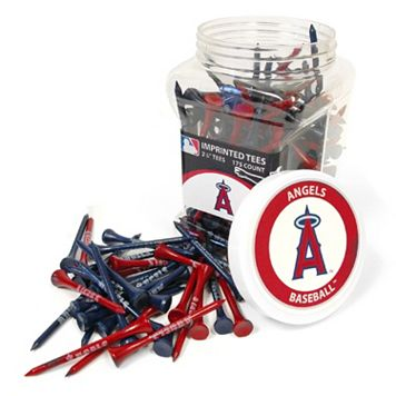 Team Golf Los Angeles Angels of Anaheim 175-ct. Golf Tee Jar