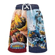 Skylanders Giants Swim Trunks - Boys 4-7