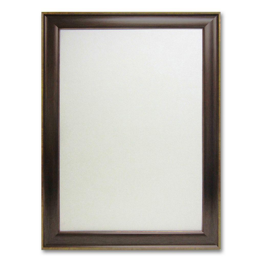 Cami Grand Bronze-Tone Framed Wall Mirror