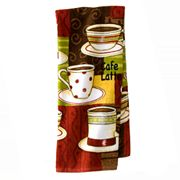 Croft and Barrow Java Joe Kitchen Towel