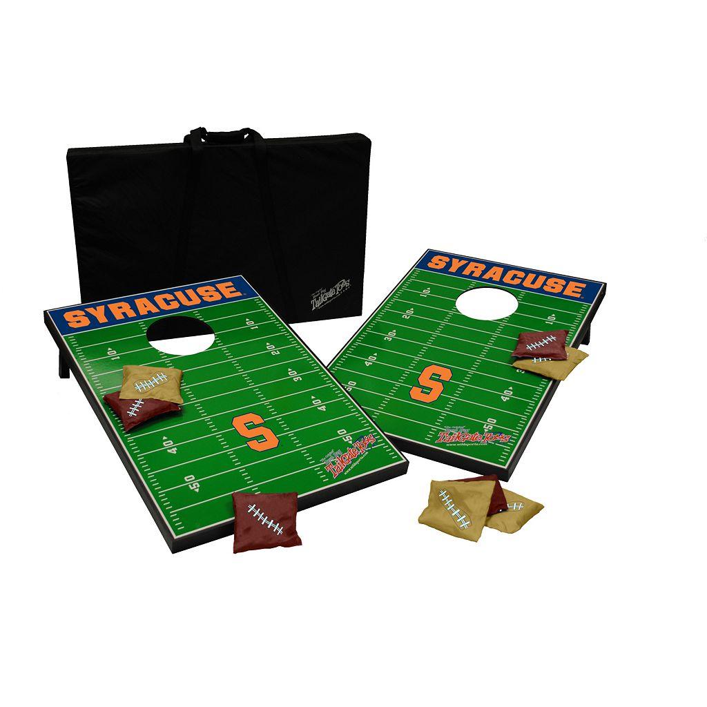 Syracuse Orange Tailgate Toss Beanbag Game