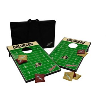 Colorado Buffaloes Tailgate Toss Beanbag Game