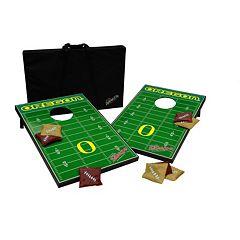 Oregon Ducks Tailgate Toss Beanbag Game