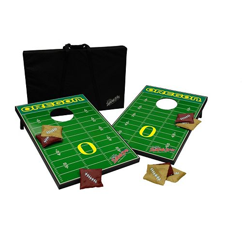Oregon Ducks Tailgate Toss Beanbag Game