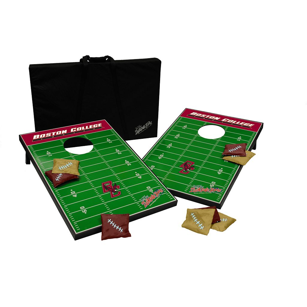 Boston College Eagles Tailgate Toss Beanbag Game