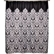 Waverly Essence Fabric Shower Curtain