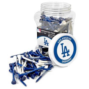 Team Golf Los Angeles Dodgers 175-ct. Golf Tee Jar
