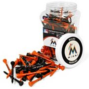 Team Golf Miami Marlins 175 ctGolf Tee Jar