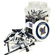 Team Golf Milwaukee Brewers 175 ctGolf Tee Jar