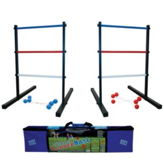 Metal Ladder Ball Game by Maranda Enterprises LLC