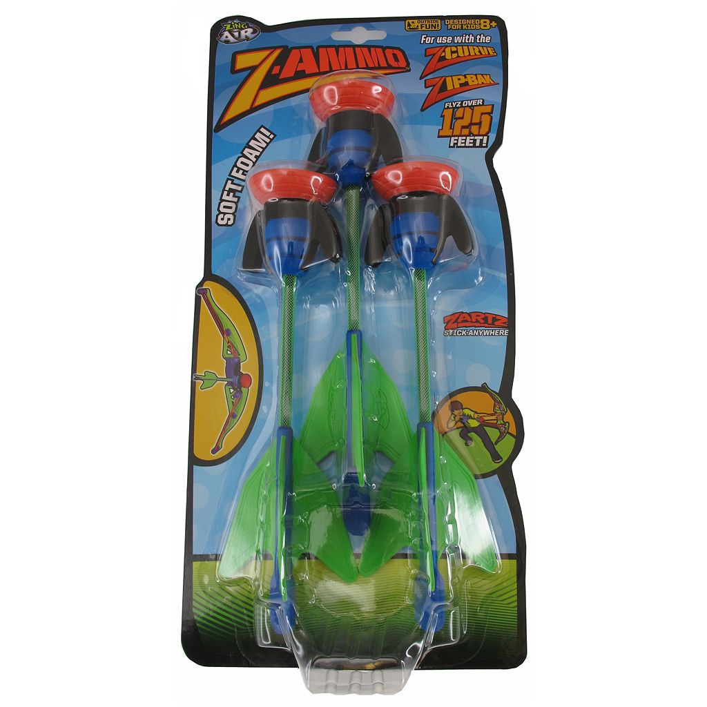 Z-AMMO 3-pk. Zing Air Arrow Refills