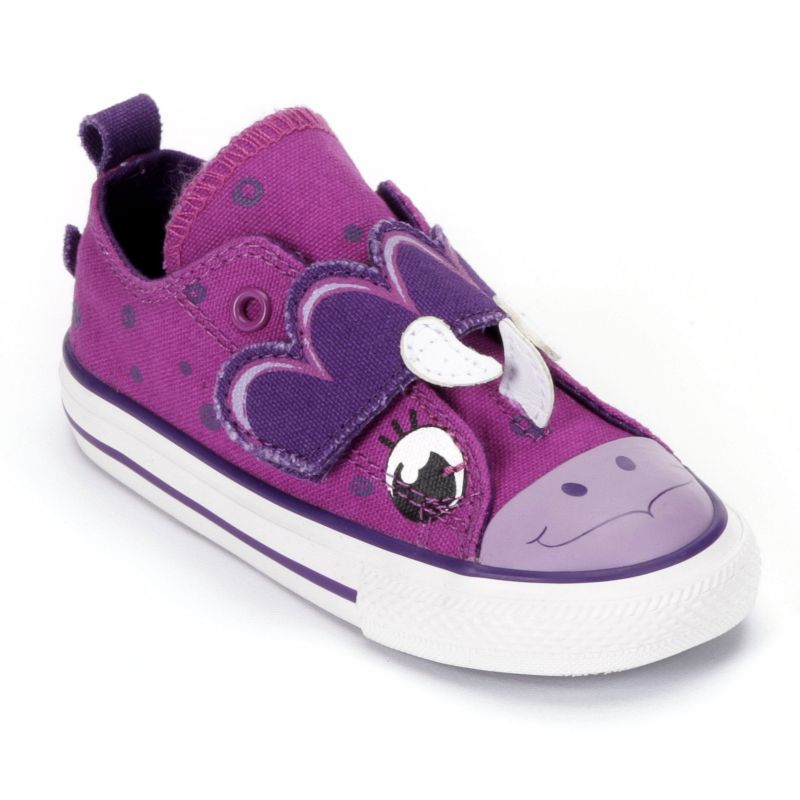 purple toddler converse