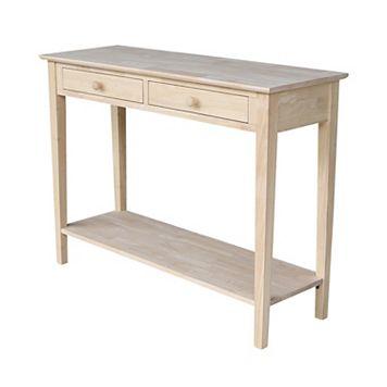 Spencer Server Sofa Table
