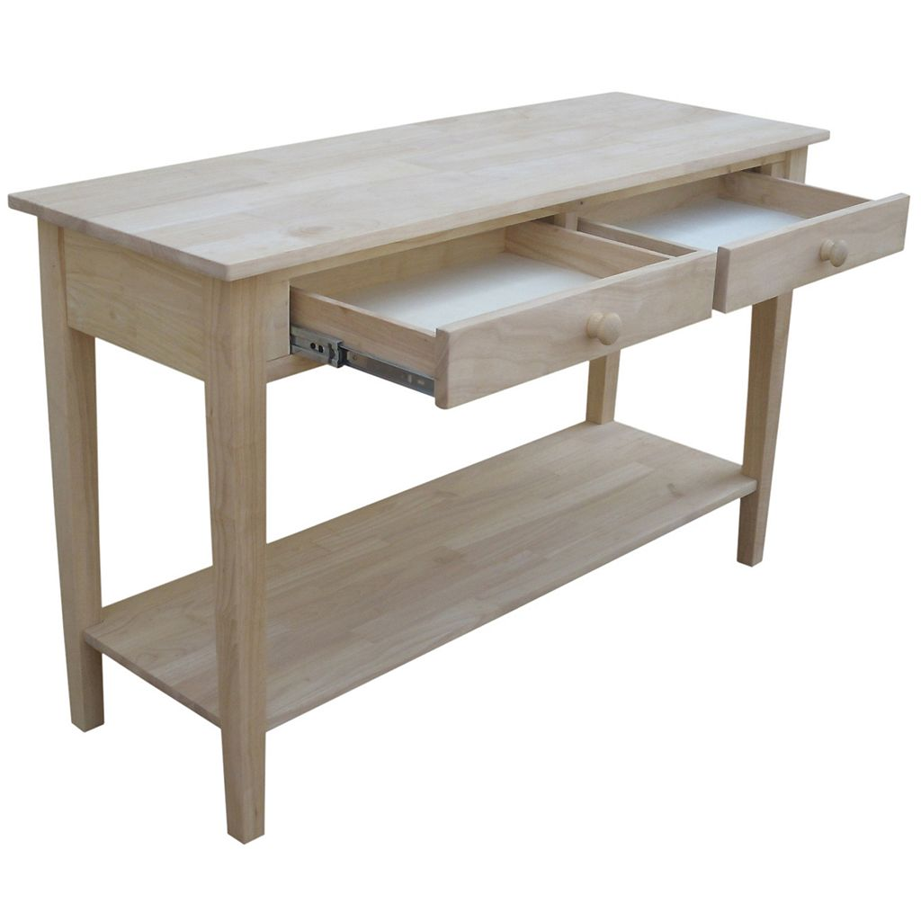 Spencer Server Sofa Table