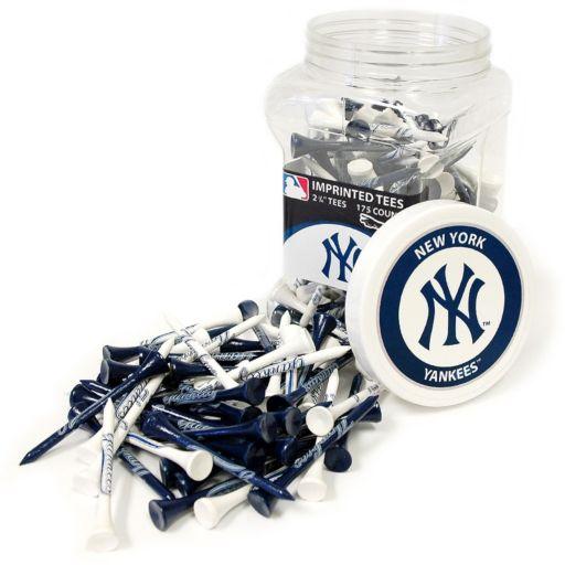Team Golf New York Yankees 175-ct. Golf Tee Jar